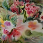 Floral Tapestry Limited Edition Giclee Print 11×14
