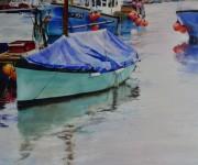 Boats, water, marina